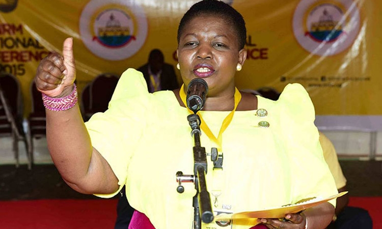HOW NRM SG LUMUMBA HAS BEATEN HER DETRACTORS AT THEIR OWN GAME